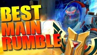 BEST RUMBLE LAN | MI MEJOR PARTIDA CON ESTE CHAMP |