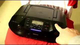 Sony CD-Player [English Review]
