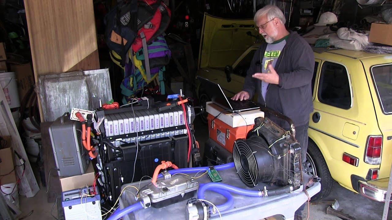 Chevrolet Volt Coolant Heater