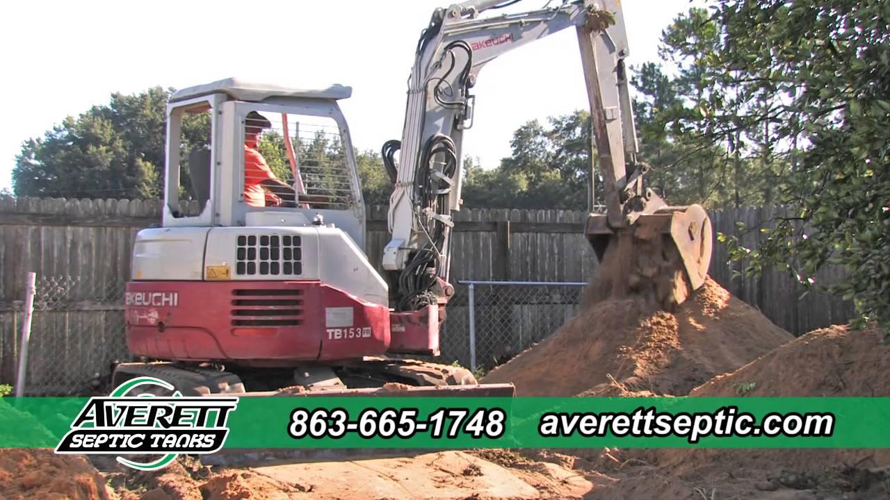 Averett Septic Tank Co Inc : Providing Professional Septic Tank Services in  Lakeland, FL