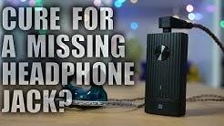 Fiio BTR1K Bluetooth Headphone Amp: The cure for a missing headphone jack?