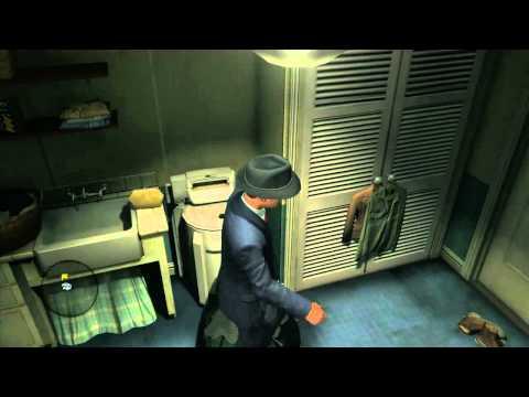LA Noire - Homicide Desk Case 4 - 5 Star - The White Shoe Slaying - Part 1