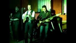 Javier Pelayo con The Teachers band