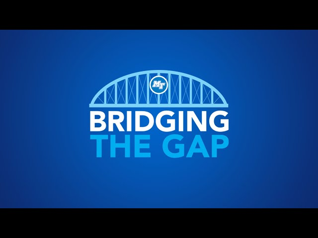 Bridging the Gap: MTSU to reinstate untapped scholarships affected by COVID-19