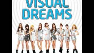 SNSD Visual Dreams [AUDIO]  Intel Promotion Song (Mp3 Download)