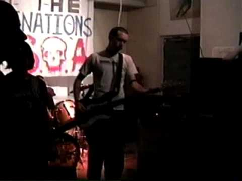 Something in the Water / Scarlet Letter 10/28/00 Live at ABC NO RIO New York Halloween Punk