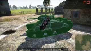 War Thunder #1 - Польша, БТ-5