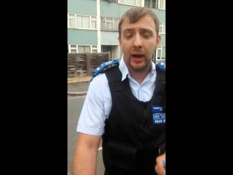 Illegal arrest by fake cops in Camberwell
