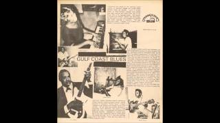 Various - Gulf Coast Blues (Lyons Avenue of Houston´s in live)