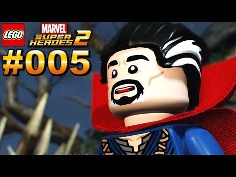 LEGO MARVEL SUPER HEROES 2 #005 Zurück ins Mittelalter mit Doctor Strange [Deutsch]