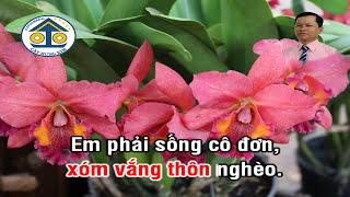 Karaoke Vọng cổ: DUYÊN PHẬN TRỚ TRÊU - Đào - Beat mới (Tác giả: Nguyễn Hữu Nghĩa)