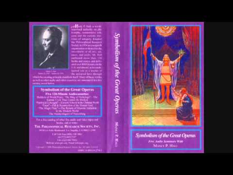 """Manly P. Hall - Builders of World Peace """"The Ring of the Niebelugs"""" - the Karmic Cycle"""