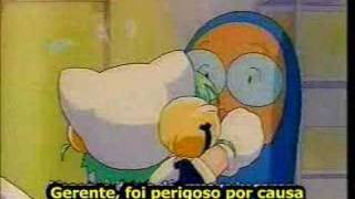 Di gi charat 02 Português - Por favor me chame Rabi en Rose!