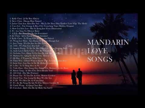 Mandarin love Songs 90s