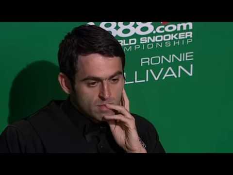 Ronnie O Sullivan vs Ali Carter FINAL Snooker World Championship 2008REC