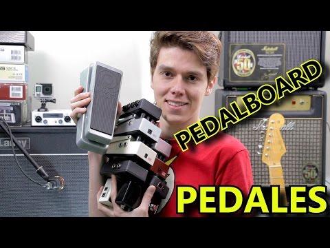 TE ENSEÑO MI PEDALBOARD   Sound Test De Todos Mis Pedales De Guitarra Electrica
