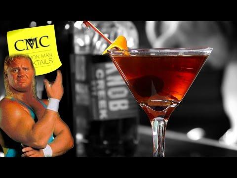 🍸 Manhattan Monday: The Perfect Manhattan / Easy Rye Whiskey Cocktail