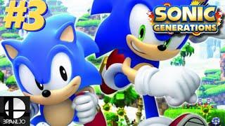 Play !  #3 Sonic Generations : Le robot oeuf de la mort ! B 