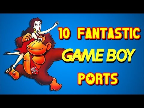 Honorable Mentions | 10 Fantastic Game Boy Ports - Feat. RewindMike