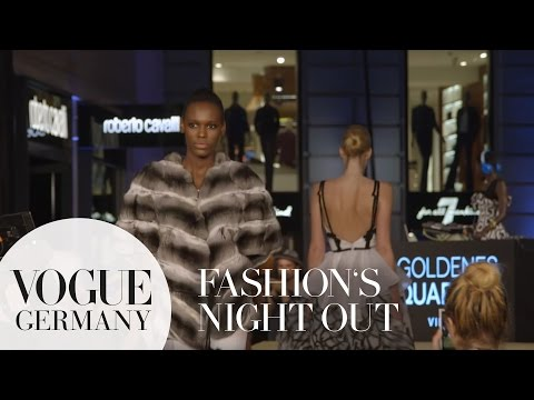 VOGUE Fashion's Night Out 2015 – Nachtshopping in Berlin, Wien, Düsseldorf | VOGUE Event