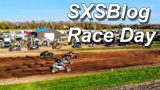 Drag Racing at SXSBlog Race Day! Maverick X3 vs YXZ vs XX TURBO POWER!