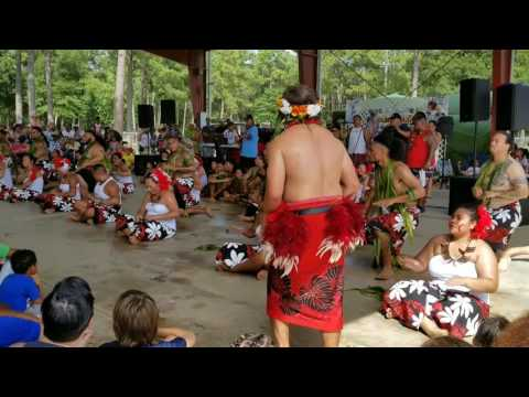Pacific Island Dancers of Houston Performance Honoring Simi Kalasa