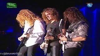 Megadeth - Five Magics [Live Rock in Rio 2010 HD] (Subtitulos Español)