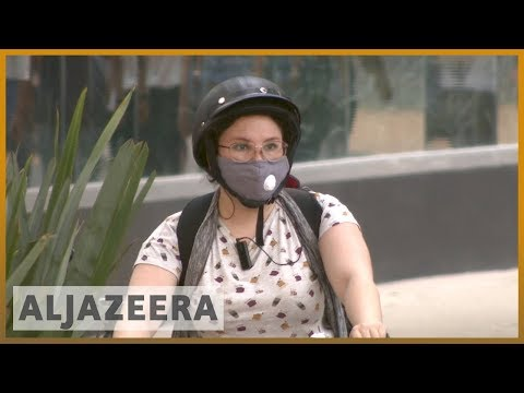 🇲🇽 Mexico City declares pollution alert over smoke from wildfires | Al Jazeera English