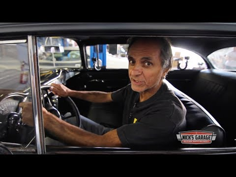 Test drive hot rods with Nick - Chevy Ford & Mopar