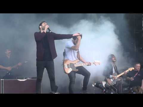 You Me At Six - Fresh Start Fever (with Alex Gaskarth) Live Reading Festival 2014 24.08.2014