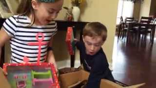 Lundby Dollhouse Furniture Unboxing