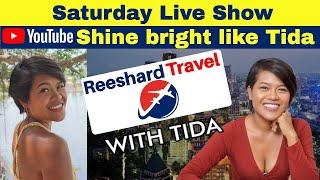 🔴Live - Shine bright like Tida