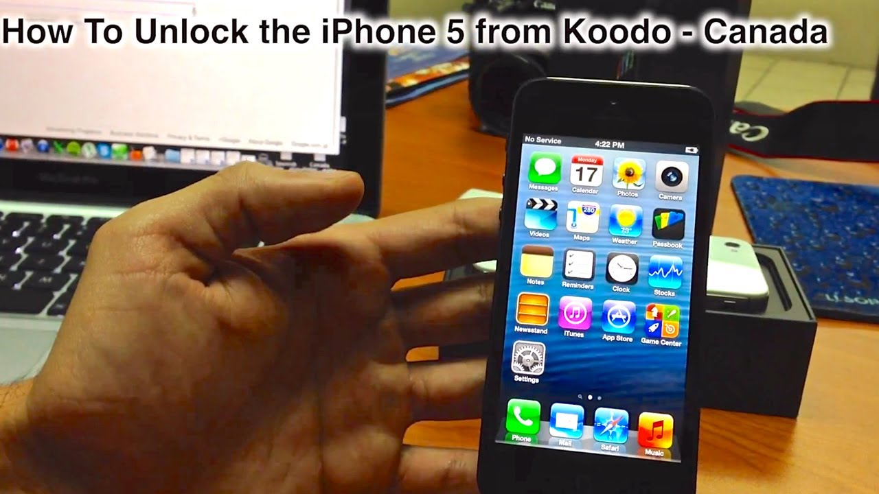 how to unlock an iphone 5 how to unlock iphone 5 from koodo 2319