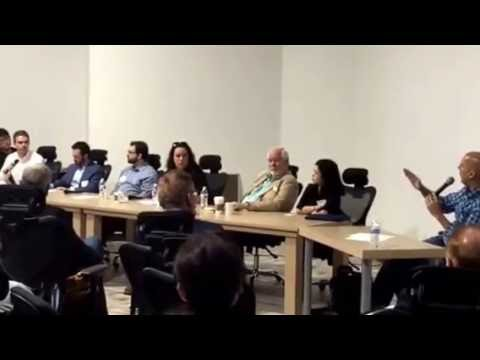 FundingPost Texas VC and Angel Investor Autumn Roundtable 10.20.16 - Cole Wollak Tech Geekdom Fund