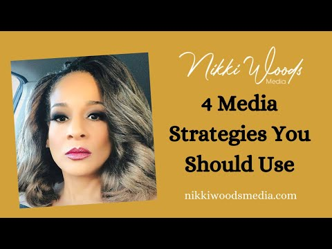 4 Media Strategies You Should Be Using Now