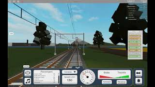 Roblox Terminal Railway: Northwell to Eldershire Central Old Line