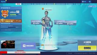 🔴 LIVE FORTNITE PRIVATE SERVER FOR ALL SKIN REGALO TO CHI MY SUPPORT: J1-GABRYDELLE-YT