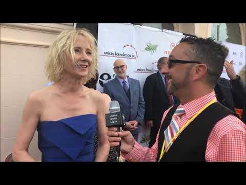 Sarasota Film Festival - Anne Heche Interview