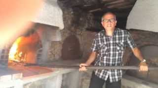 Making MAZZUCA Pizza in S.Maria - Calabria with Frank Mazzuca | Family Style