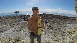 How to use Spare Air EMERGENCY scuba tank underwater gopro hero3+ black