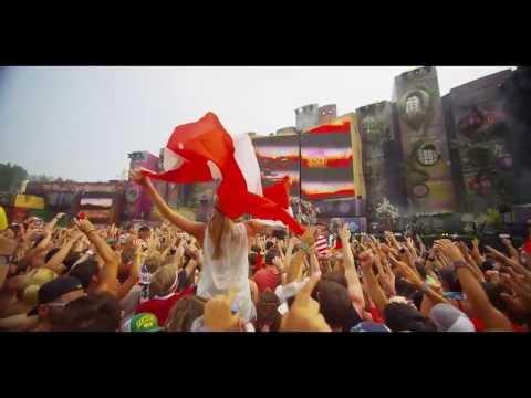 GTA & Diplo  Boy Oh Boy Original Mix Tomorrowland  HD