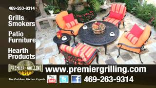 11-outdoor Living Patio Furniture Summerset Premier Grilling Frisco, Tx