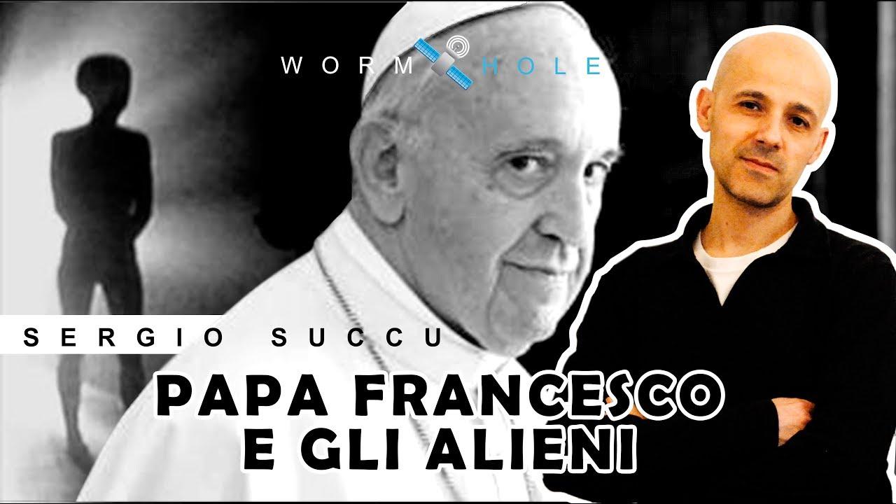 Papa Francesco e gli alieni
