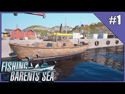 Fishing Barents Sea - S3 E1 -  A new beginning