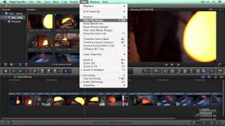Unlock The Secret Features In The View Menu in FCPX (10.1.2)