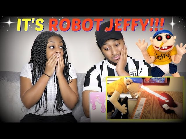 "SML Movie: ""Robot Jeffy"" REACTION!!!"