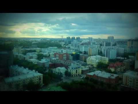 Вечер в Екатеринбурге (Верх-Исетский район)