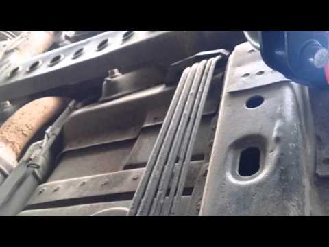 2003 Chevrolet Cavalier Fuel And Brake Lines YouTube