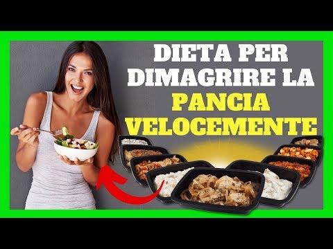 dieta-per-dimagrire-la-pancia-velocemente-👈🥗✔