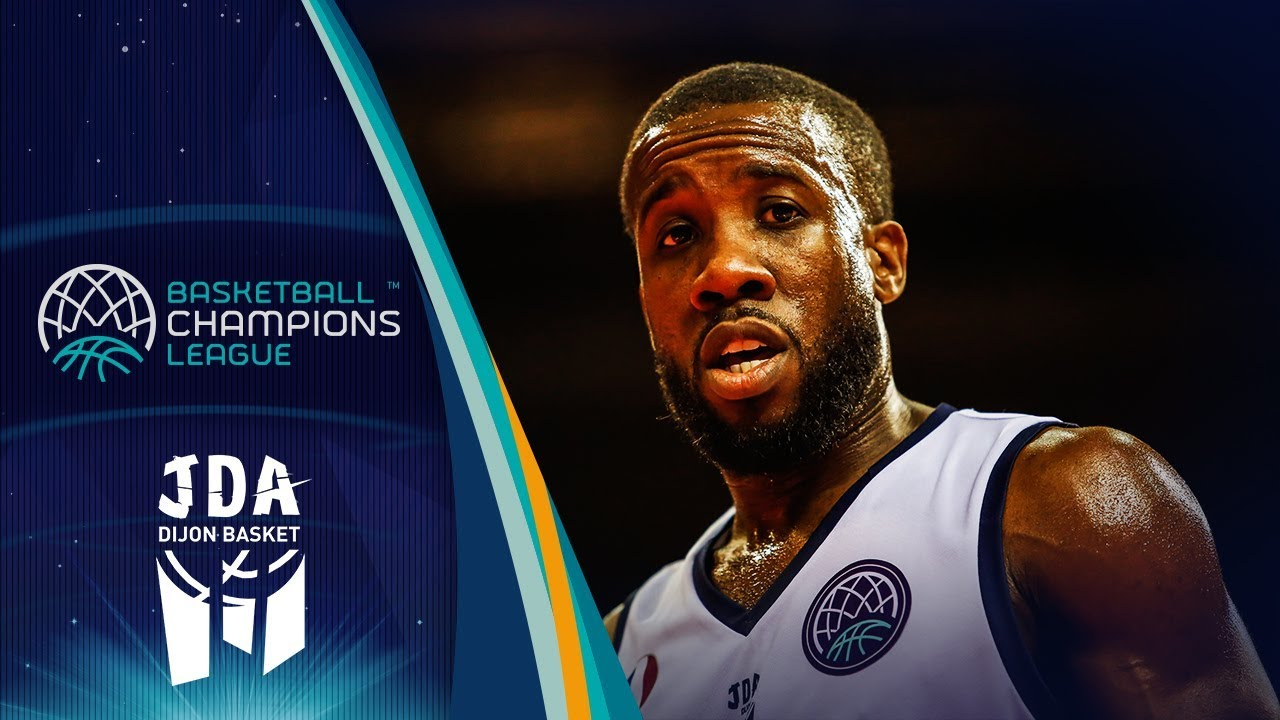 David Holston (JDA Dijon) | Highlight Tape | Basketball Champions League 2019